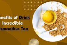 incredible osmanthus tea