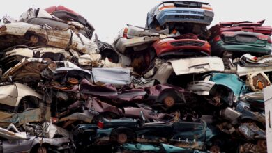recycle cars