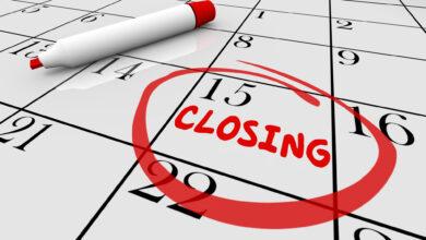 real estate closing