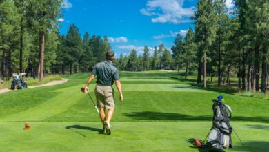 golfers packing list