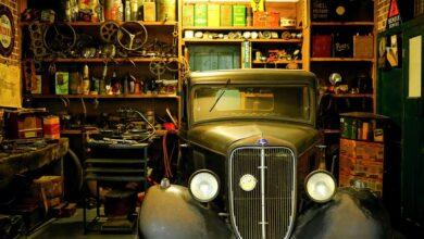 home car garage