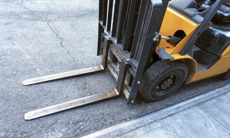 purchasing a forklift