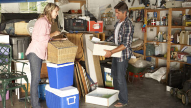 rid of clutter