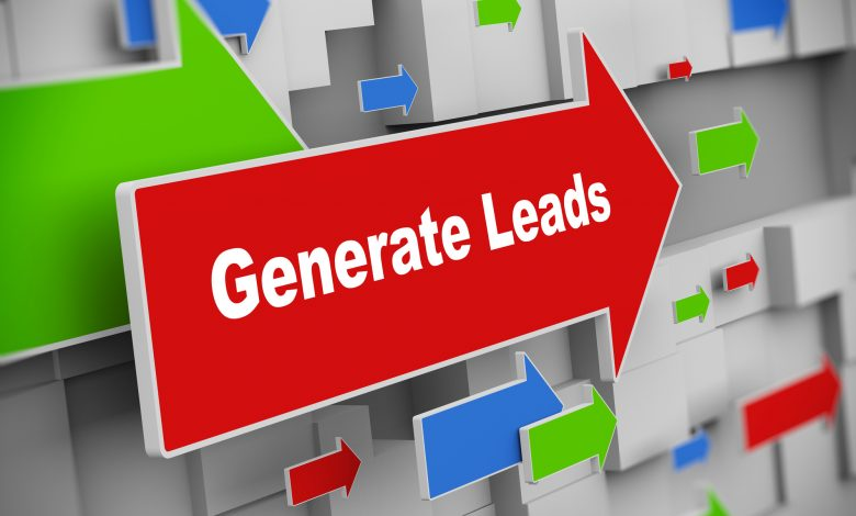 sourcing leads