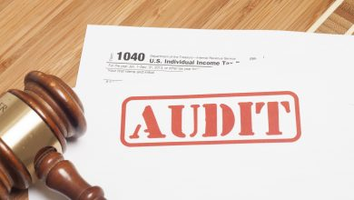 getting audited by IRS